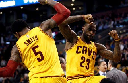 Image result for cavs beat celtics