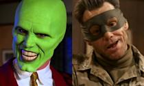 <p>No one could forget Jim Carrey's exuberant role in The Mask during the Nineties but he'd rather forget his appearance as Colonel Stars and Stripes in Kick-Ass 2. The actor said he couldn't support the levels of violence in the movie following the Sandy Hook massacre. </p>
