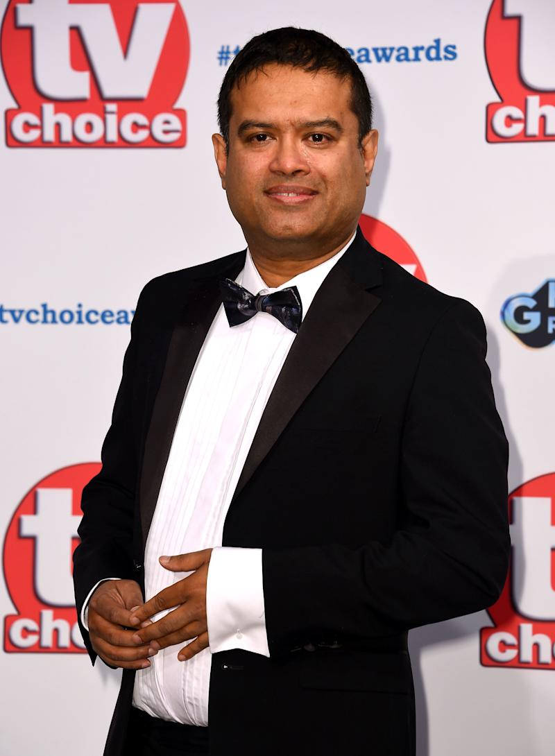 Paul Sinha (Photo: Matt Crossick - PA Images via Getty Images)