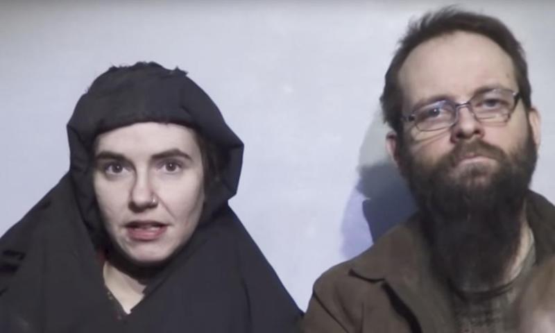 Joshua Boyle and his wife Caitlan Coleman were abducted in Afghanistan on a backpacking trip. Their three children were born in captivity.