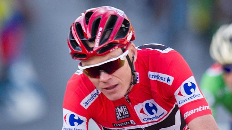 Chris Froome to leave Team INEOS