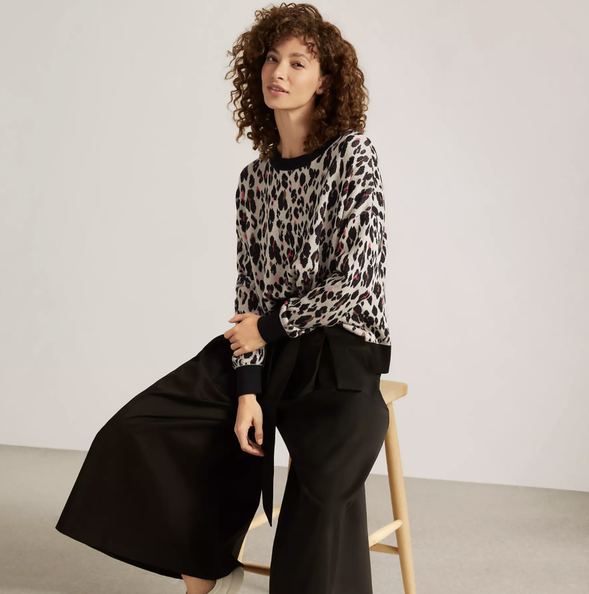 Mix and match the items so you can wear them all winter long. (John Lewis & Partners)
