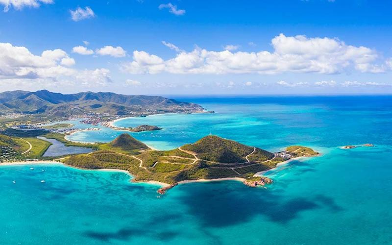 Antigua is one of the world's more accessible paradise islands - ©2019 Roberto Moiola