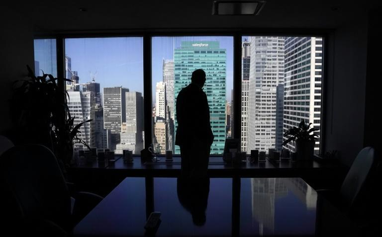 Daniel Alpert, founding managing partner of Westwood Capital, usually works with around 15 others but lately is in his office alone