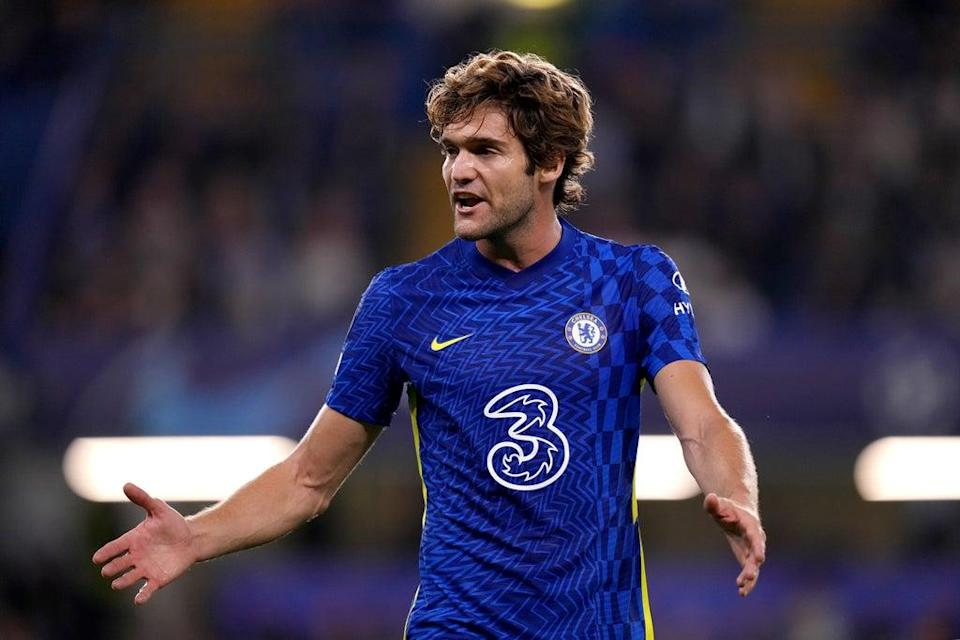 Marcos Alonso, pictured, has been supported by Chelsea over his decision to stop taking the knee (John Walton/PA) (PA Wire)
