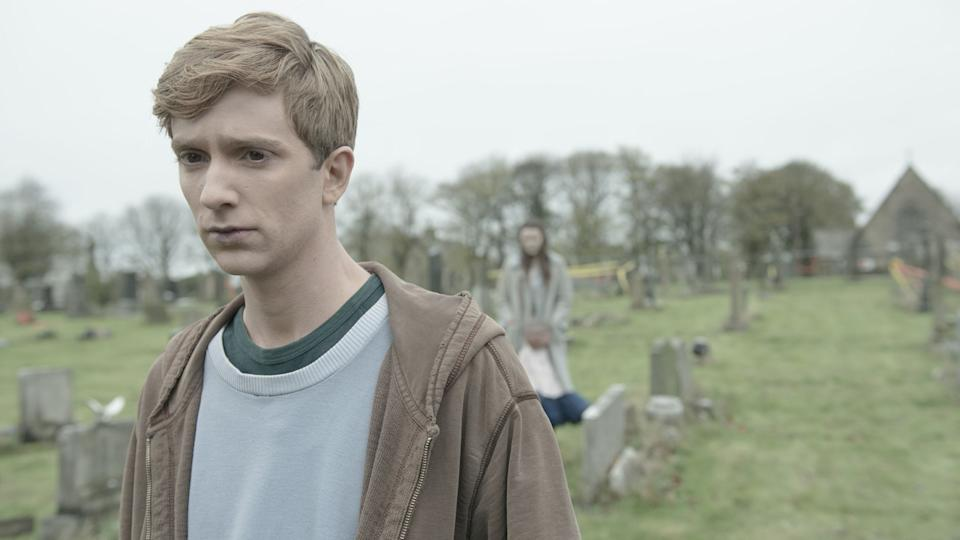 """The celebrated BBC Three zombie series was cancelled in January 2015 due to cuts to its budget for its final year as a televised channel which meant the season 2 cliffhanger was never resolved. Amy is becoming human again but is killed by Maxine who believes she is one of the First Risen and can instigate a Second Rising. Her body is reburied and later dug up by two pharma agents. They say """"there's still time"""" as they hope to find out how she was able to come back to life but we'll never know if she wakes up or not."""