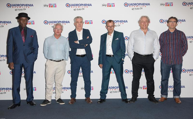 Sky Arts reunite the cast of Quadrophenia, 40 years on, ahead of an evening of celebration on the channel in September.