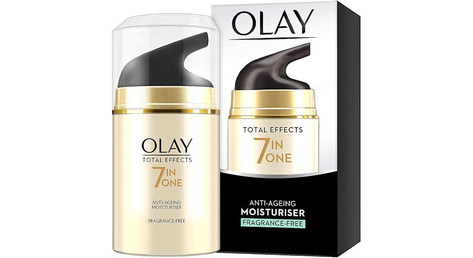 Olay Total Effects 7 in One Anti-Ageing Moisturiser