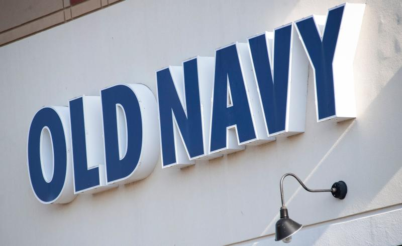 Old Navy clothing store in Queenstown, MD on July 26, 2019. (Photo: JIM WATSON / AFP/Getty Images)