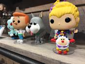 """<p>Fans of '60s and '80s cartoons can bond over their shared love of these Funko POP versions of <a rel=""""nofollow"""" href=""""https://www.yahoo.com/entertainment/tagged/the-jetsons"""" data-ylk=""""slk:The Jetsons"""" class=""""link rapid-noclick-resp""""><em>The Jetsons </em></a>and <em>Rainbow Brite</em>. (Photo: Ethan Alter) </p>"""