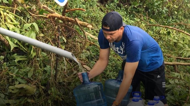 As Puerto Rico's Floodwaters Recede, This Rare Disease Poses A Growing Threat