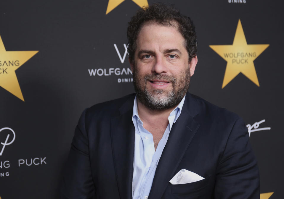 Brett Ratner arrives at the Wolfgang Puck's Post-Hollywood Walk of Fame Star Ceremony Celebration at Spago on Wednesday, April 26, 2017, in Beverly Hills, Calif. (Photo by Willy Sanjuan/Invision/AP)