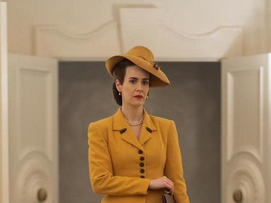 Sarah Paulson in 'Ratched'Netflix