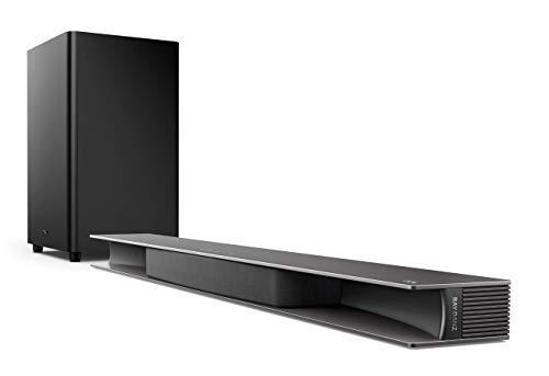 TCL Alto 9+ 3.1 Dolby Atmos Sound Bar with RAY·DANZ Technology, Wireless Subwoofer