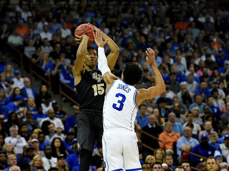 Duke Survives UCF in Final Seconds