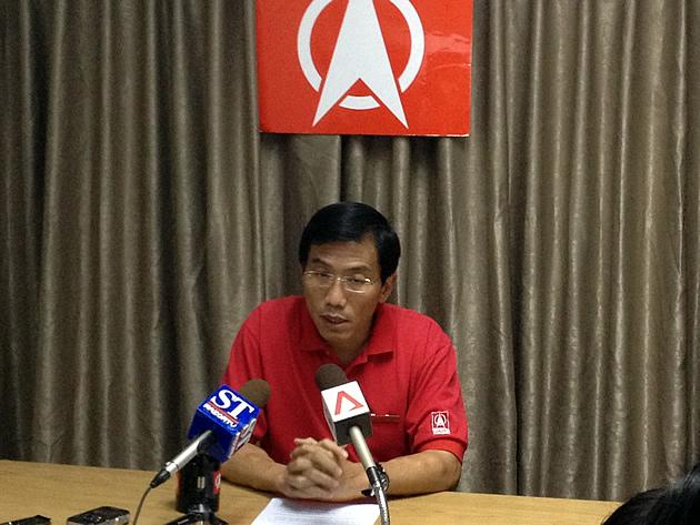 SDP proposes combined Punggol East contest with WP