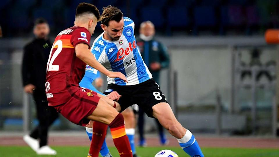AS Roma v SSC Napoli - Serie A | MB Media/Getty Images