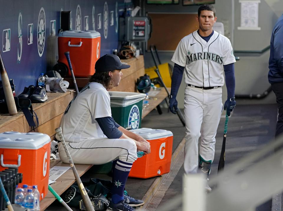 It's no coincidence the Mariners have been no-hit twice this season. The metrics point to one conclusion: They can't hit.