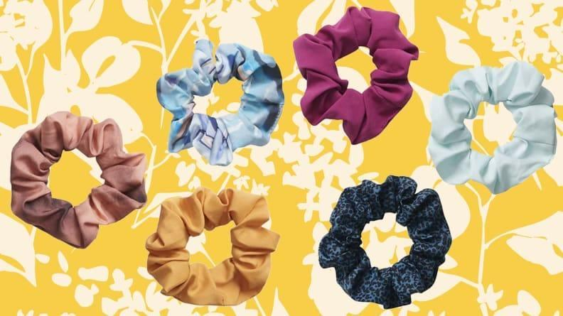 Who doesn't love a good scrunchie?