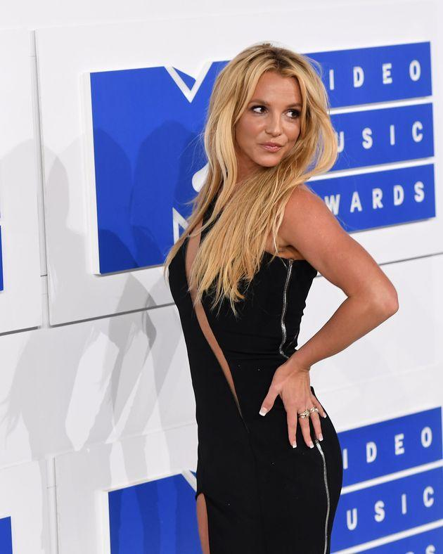 Britney Spears pictured in 2016 (Photo: C Flanigan via Getty Images)
