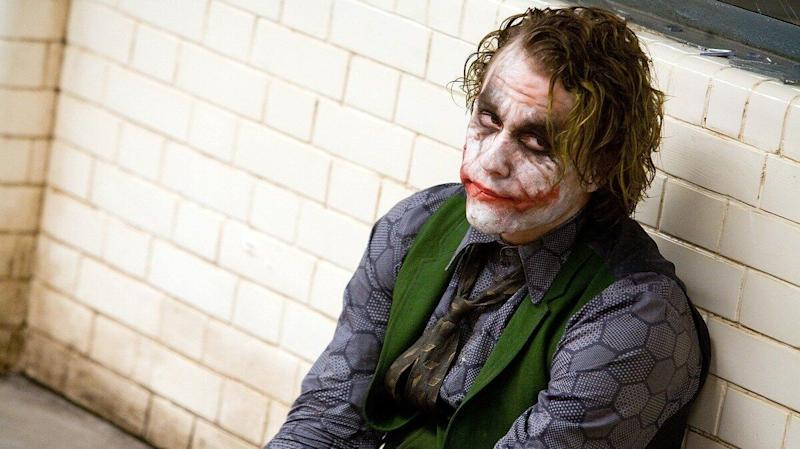"Heath Ledger took the role of The Joker to new heights with his evil portrayal of the sinister villain (a far cry from <a href=""https://www.youtube.com/watch?v=K5pCo02hyfQ"" target=""_blank"">Jack Nicholson's character in 1989</a>). The role was one of his last before his tragic death in 2008, and he <a href=""http://www.telegraph.co.uk/culture/film/oscars/4784189/Oscars-2009-Heath-Ledger-wins-best-supporting-actor.html"" target=""_blank"">became only the second actor to take home an Oscar posthumously</a>, winning for Best Supporting Actor.&nbsp;"