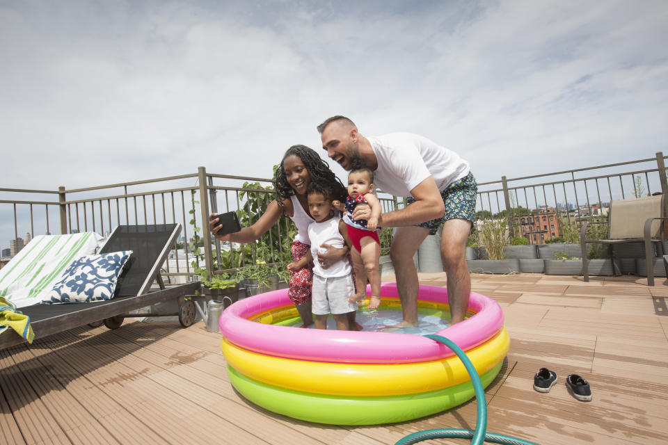 A staycation is a great opportunity to visit places reserved to entertain out of town guests or make day trips to local sites you've never before visited. (Photo: Getty)