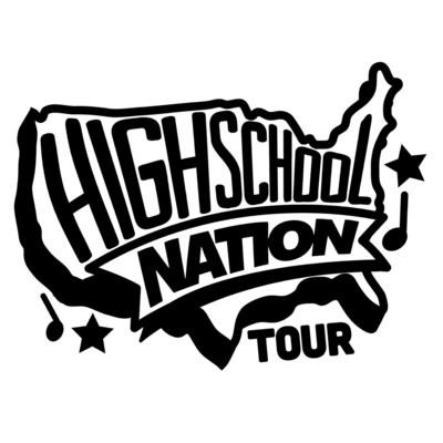 High School Nation Logo. (PRNewsFoto/High School Nation)