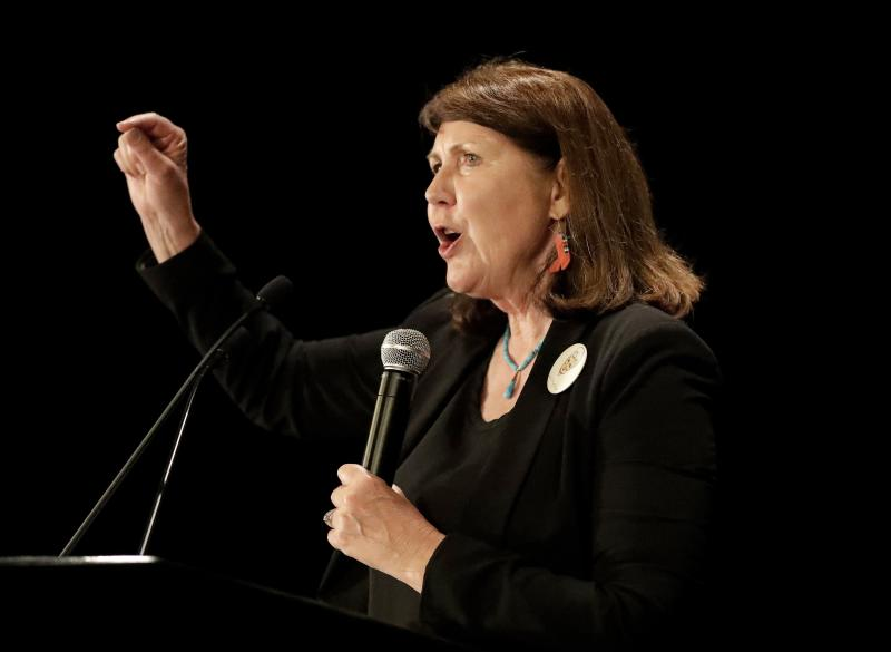 Arizona Rep. Ann Kirkpatrick to Receive Treatment for 'Alcohol Dependence'