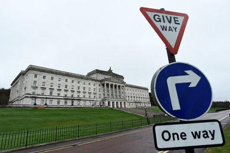 Britain extends talks to end N. Ireland stalemate: minister