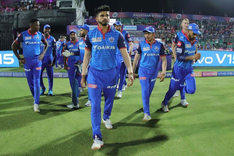 The Delhi Capitals have given a spirited performance this season. (Image Courtesy: IPLT20)