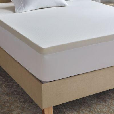 """<h3><a href=""""https://www.bedbathandbeyond.com/store/product/therapedic-comfort-2-inch-visco-memory-foam-topper/5227322"""" rel=""""nofollow noopener"""" target=""""_blank"""" data-ylk=""""slk:Therapedic Comfort 2-Inch Visco Memory Foam Topper"""" class=""""link rapid-noclick-resp"""">Therapedic Comfort 2-Inch Visco Memory Foam Topper</a> ( <strong>Back-To-School Bestseller)</strong></h3><p>This two-inch mattress topper made from cooling memory-foam materials is dubbed by one reviewer as the, """"best sleep I've had in years,"""" and another for making, """"any mattresses comfortable"""" — dorm rooms and sophisticated apartments, alike.</p><br><br><strong>Therapedic</strong> Comfort 2-Inch Visco Memory Foam Topper, $99.99, available at <a href=""""https://www.bedbathandbeyond.com/store/product/therapedic-comfort-2-inch-visco-memory-foam-topper/5227322"""" rel=""""nofollow noopener"""" target=""""_blank"""" data-ylk=""""slk:Bed Bath & Beyond"""" class=""""link rapid-noclick-resp"""">Bed Bath & Beyond</a>"""