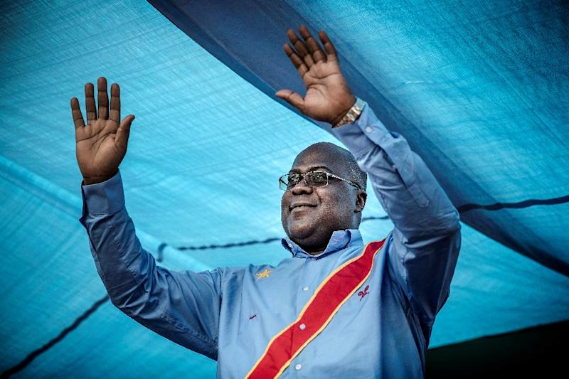 France has questioned the outcome of DR Congo's election which was provisionally won by traditional opposition leader Felix Tshisekedi