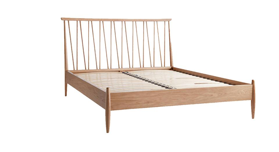 ercol for John Lewis Shalstone Bed Frame