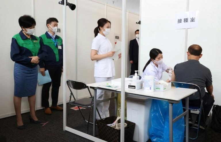 Tokyo Games organisers are in the home stretch, scrambling to finalise virus rules and get participants vaccinated in time