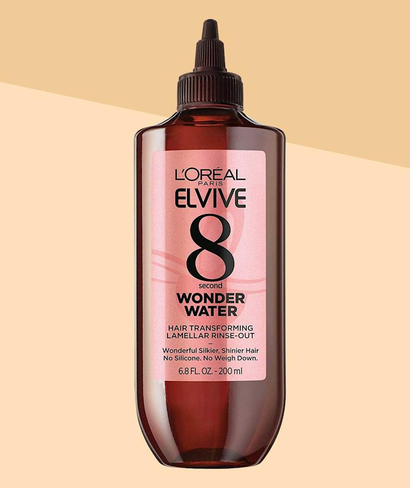 This $9 Hair Treatment Detangles My Curly Hair in Seconds