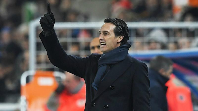 Emery: PSG 'can compete with Real Madrid'