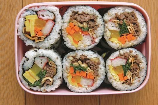 Authentic korean dishes from spunky youtube star maangchi view photos forumfinder Gallery