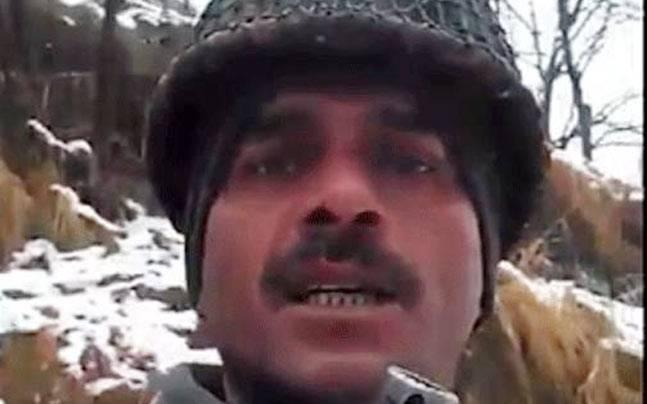 BSF sacks constable Tej Bahadur Yadav who had posted video on poor quality of food for jawans