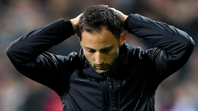 Schalke sack manager Tedesco after Man City thrashing