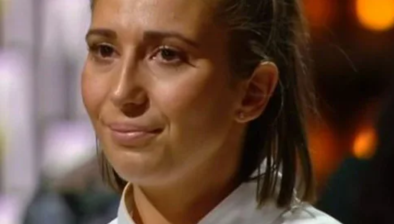 masterchef star laura sharrad upset