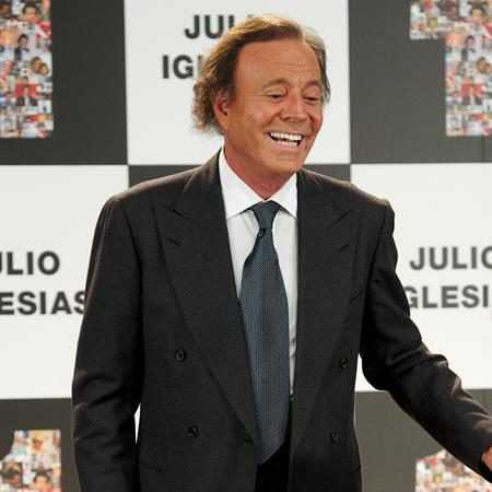 Julio Iglesias: My wife's soul is commanding