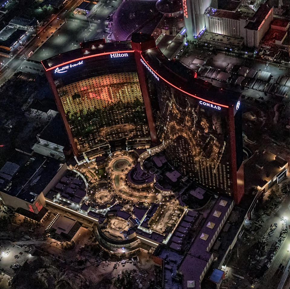 Resorts World Las Vegas will open to the public on June 24, 2021.