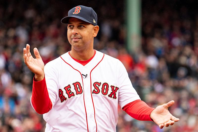 f51e136ee8370 Red Sox s Alex Cora will skip White House visit this week