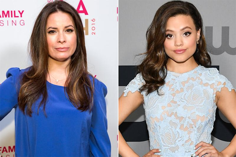 Holly Marie Combs responds to Charmed reboot star's comments: 'That's some bulls---'