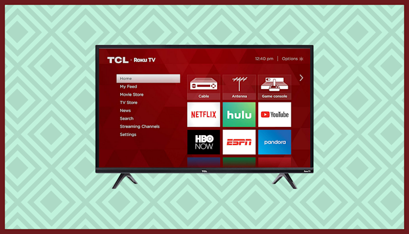 At 35 percent off, this TV is too great of a value to pass up! (Photo: Amazon)