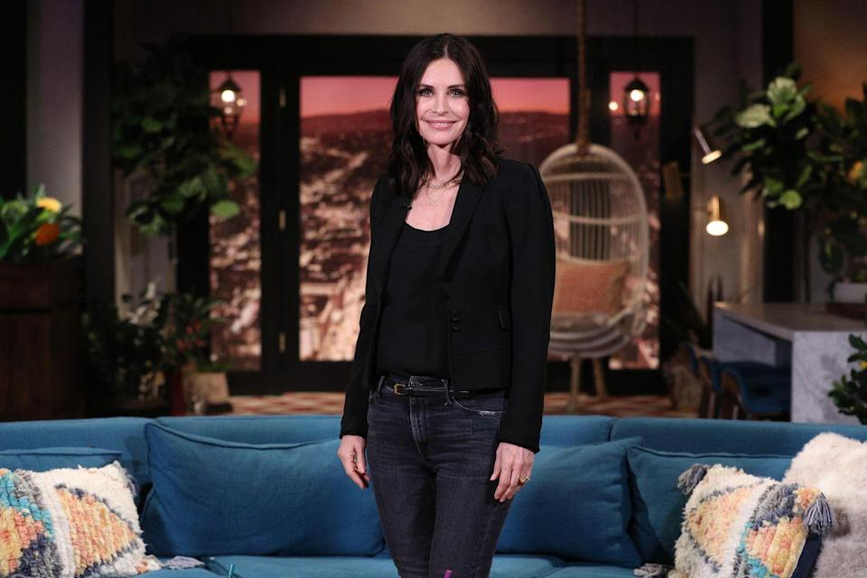<p>After Courteney said goodbye to Monica, the actress welcomed a daughter, Coco, with now ex-husband David Arquette. In 2009, the actress landed her own show, <em>Cougar Town, </em>which lasted six seasons. </p>