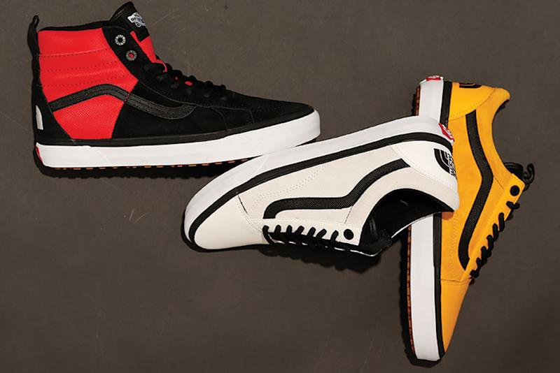 9a34a0587e68 Vans x The North Face Debut New Sneaker Collab That Is the Best of Both  Brands