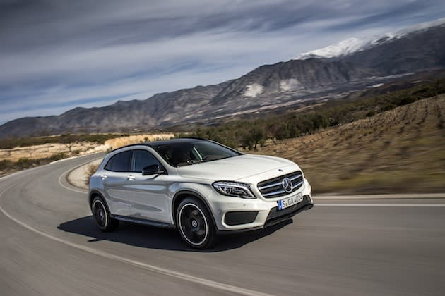 The GLA is the first compact=