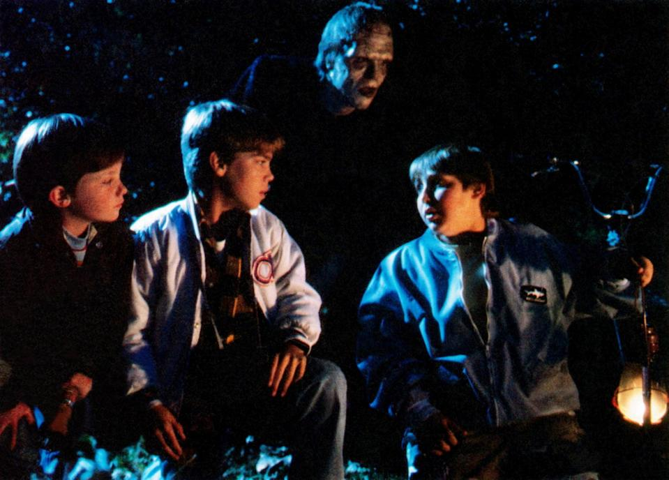 <p><strong>Rating:</strong> PG-13</p> <p><strong>Age of kids that can handle it:</strong> 13+</p> <p><strong>Why it's scary: </strong>This movie definitely has a more Scooby-Doo feel to it, but for some teens the cartoonish violence can be a lot (think vampires stabbed in the heart, a werewolf getting blown apart multiple times, and a guy's head getting crushed).</p> <p><span>Rent or buy <b>The Monster Squad</b> on Amazon now!</span></p>