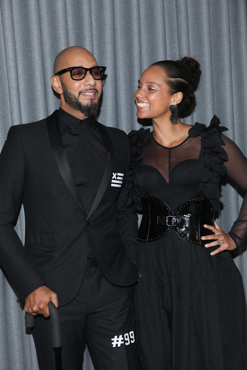 Alicia Keys Proclaims Her Undying Love For Hubby Swizz ...